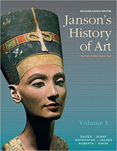 "Cover of the book ""Janson's History of Art"""