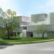 Art Building Replacement will replace studio space lost when the 1936 Art Building was damaged by the flood of 2008.