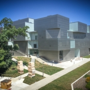 Visual Arts Building exterior general view