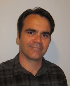Professor in Sculpture, Daniel Miller