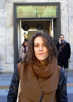 Photo of graduate student Sandra Gomez Todo