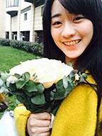 Graduate student Zhuoyun Feng