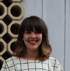 Photo of graduate student Hilary Nelson