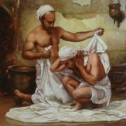 Paintings by Ronald Cohn Rozencohn