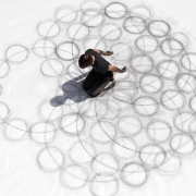 Artwork by Tony Orrico