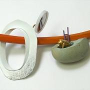 Brooch by Kee-ho Yuen