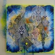 Susan Chrysler White Painting 2